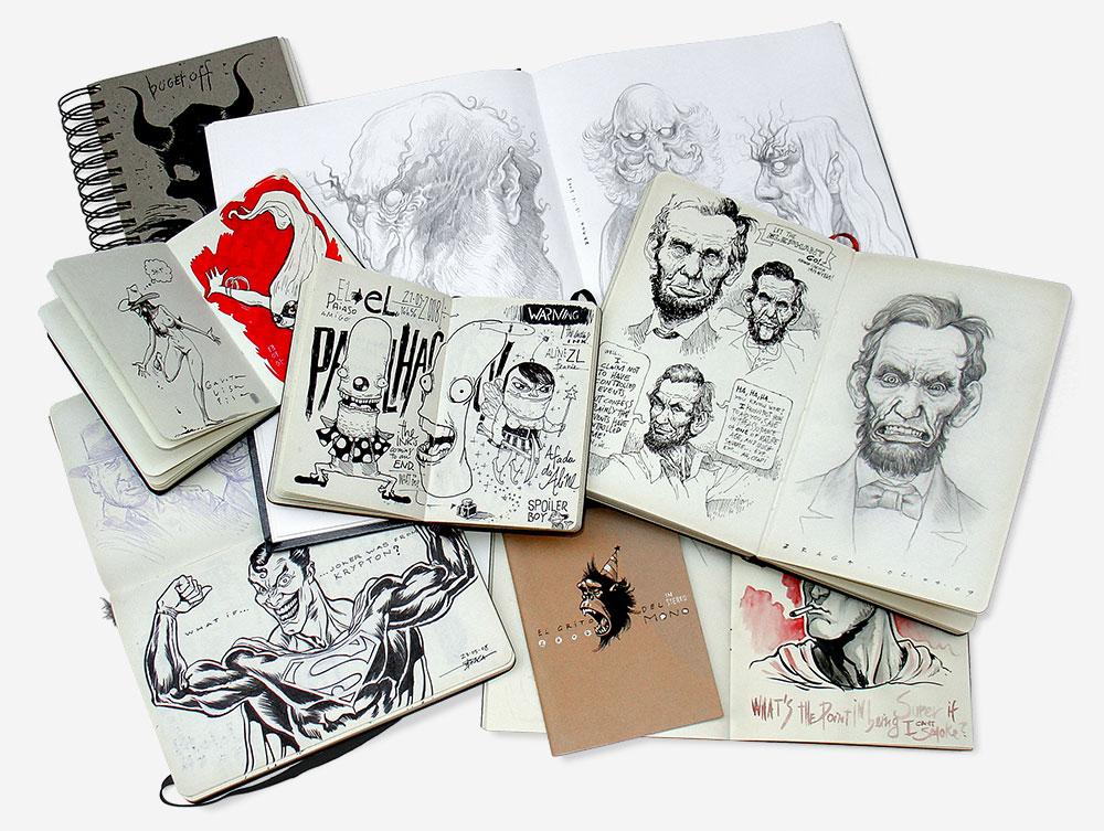 diburros-sketchbooks-2006-2009