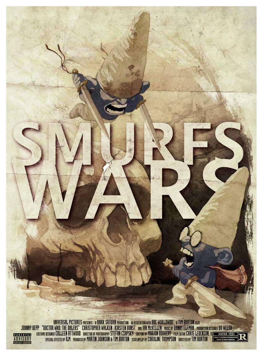 smurfs-wars-poster-diburros