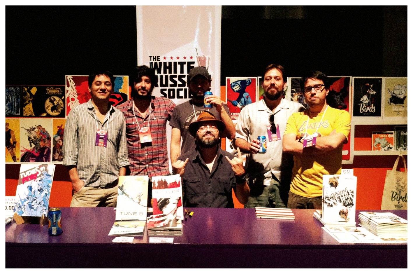 white-russian-society-riocomicon-2011